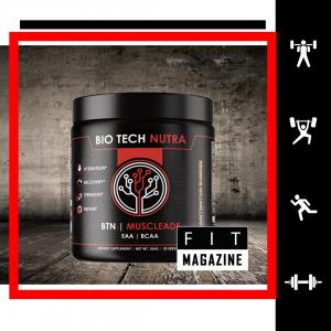 Bio Tech Nutra Muscleade