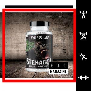 Lawless Labs Stenabol (SR9009)
