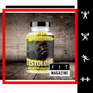 Lawless Labs Testolone (RAD-140)