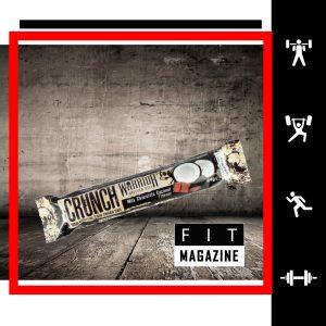 Warrior Supplements Crunch Bar