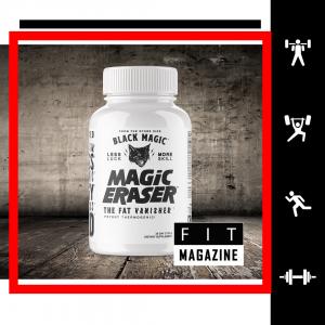 Black Magic Magic Eraser Potent Thermogenic