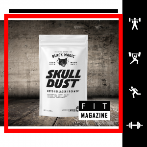 Black Magic Skull Dust