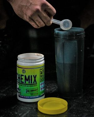 Chemix Lifestyle Pre Workout
