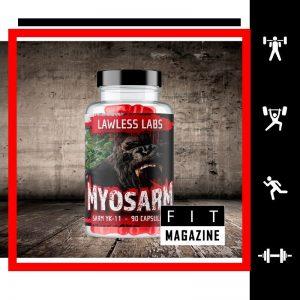 Lawless Labs Myosarm (YK-11)