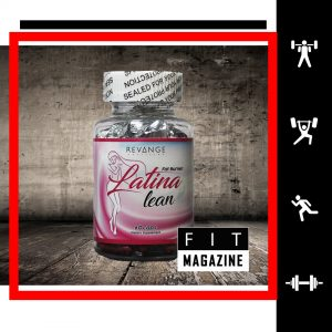 Revange Nutrition Latina Lean