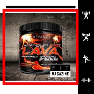 Revange Nutrition Lava Fuel