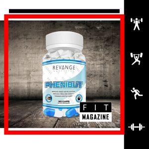 Revange Nutrition Phenibut