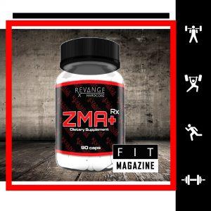Revange Nutrition ZMA Plus Rx