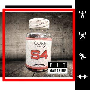 Core Labs X S4