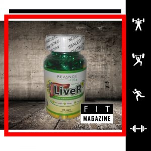 Revange Nutrition Liver Detox 90 капсул