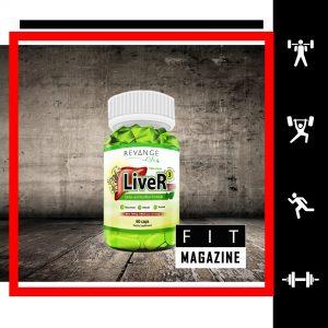 Revange Nutrition Liver Pro + Tudca 60 капсул