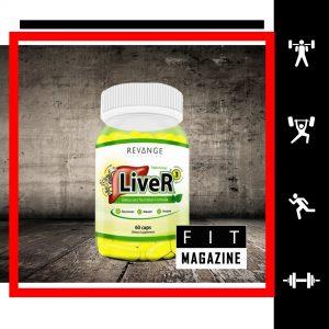Revange Nutrition Liver Pro 60 капсул