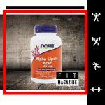 Now Foods Альфа-липоевая кислота 100 мг 120 капсул