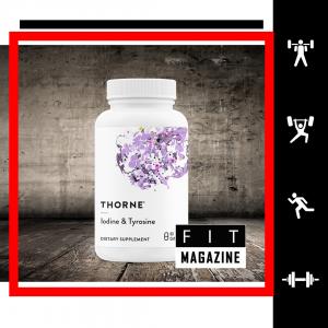 Thorne Iodine and Tyrosine