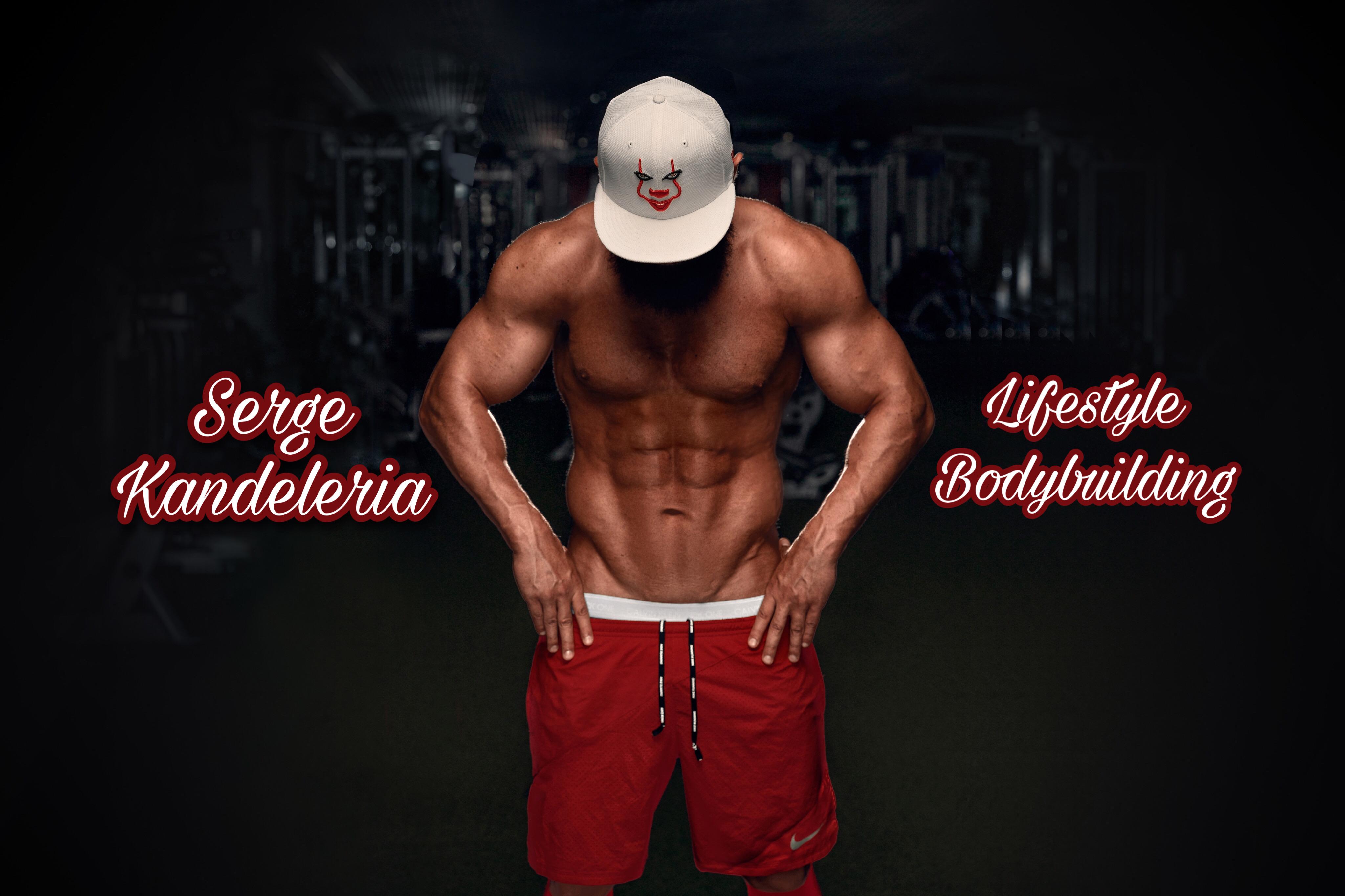 Serge Kandeleria, Сергей Соклаков, Lifestyle Bodybuilding, Лайфстайл Бодибилдинг