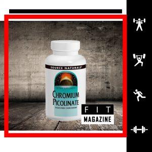 Source Naturals Пиколинат Хрома 200 мкг