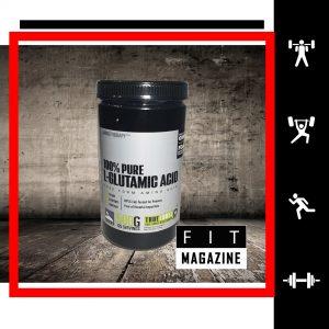 Nutra Bio 100% Pure L-Glutamic Acid