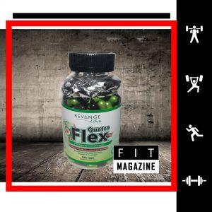 Revange Nutrition Quatro FLEX PRO