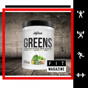 Inspired Nutra Greens
