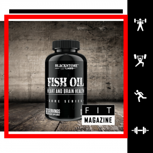Blackstone Labs Fish Oil