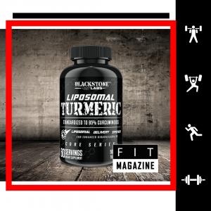 Blackstone Labs Turmeric