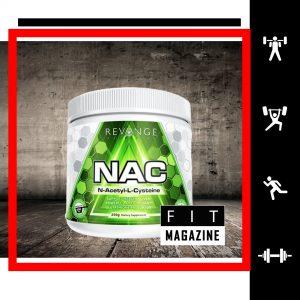 Revange Nutrition NAC (N-Acetyl Cysteine)