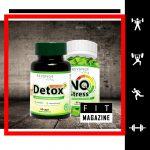 Стек Wellness GREEN (Detox + No Stress)