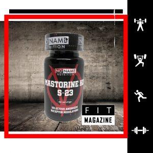 No Name Nutrition Mastorine S23
