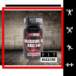 No Name Nutrition Radarine RAD-140
