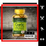 Puritans Pride Garlic with Co Q-10 & Turmeric