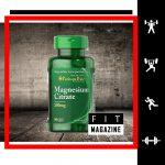 Puritans Pride Magnesium Citrate 200mg