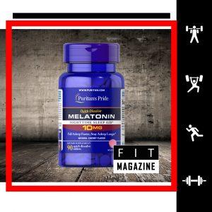 Puritans Pride Melatonin 10 mg